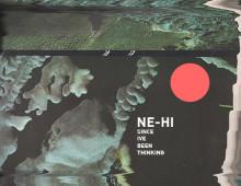NE-HI // SINCE I'VE BEEN THINKING SINGLE // COVER ART