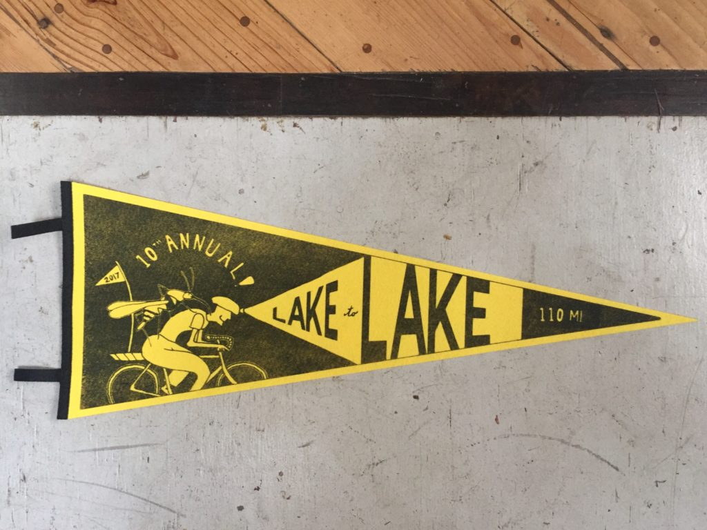 lake to lake pennant
